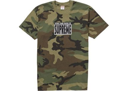 Supreme Tシャツ・カットソー 6 WEEK Supreme SS 19 Who The Fuck Tee(11)