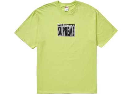 Supreme Tシャツ・カットソー 6 WEEK Supreme SS 19 Who The Fuck Tee(13)