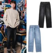 ★WV PROJECT★日本未入荷デニムHIPS DENIM WIDE PANTS【全2色】
