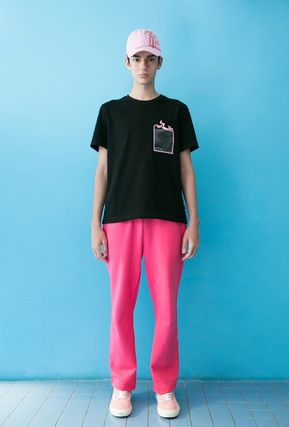 STEREO VINYLS COLLECTION Tシャツ・カットソー 【Stereo Vinyls】◆Tシャツ◆ 韓国ブランド/関税・送料込(7)