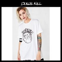 関税/送料込*DOLLS KILL*CRYBABY TEE