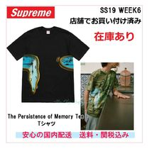 323030a51ff8 SS19 WEEK6 The Persistence of Memory Tee Tシャツ