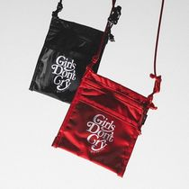 Helinox x Verdy Girls Don't Cry ID Case Black, Red EMS郵便局