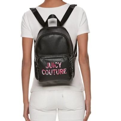JUICY COUTURE バックパック・リュック 【NEW】JUICY COUTURE♡バックパック(5)