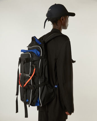 ADERERROR バックパック・リュック ADERERROR★正規品★Multiple backpack バックバッグ/追跡(2)