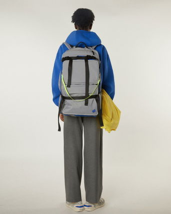 ADERERROR バックパック・リュック ADERERROR★正規品★Multiple backpack バックバッグ/追跡(8)