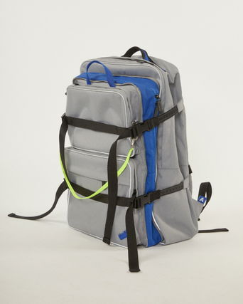 ADERERROR バックパック・リュック ADERERROR★正規品★Multiple backpack バックバッグ/追跡(10)