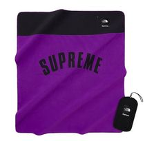 SS19 Week5 Supreme / TNF Arc Logo Denali Fleece Blanket