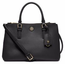 Tory Burch(トリーバーチ) トートバッグ TORY BURCH  ROBINSON DOUBLE ZIP TOTE