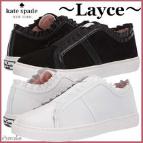 SALE!★Kate Spade★Layce★フリルスリッポン