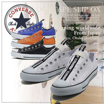 【CONVERSE】コンバース ALL STAR LOGOTAPE SLIP OX