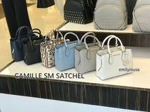 4月新作 Michael Kors★CAMILLE SM SATCHEL 2wayバッグ