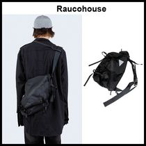 ☆RAUCOHOUSE☆  メッセンジャーバッグ GLOW MESSENGER BAG