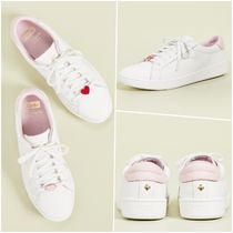 Keds(ケッズ ) スニーカー Keds×Kate Spade Ace Lips/Hearts Sneakers/関税送料込