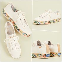 Keds(ケッズ ) スニーカー Keds×Rifle Paper Co Triple Kick Espadrille/関税送料込