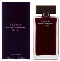 NEW! ナルシソ ロドリゲス L'absolu for her EDP 100ml