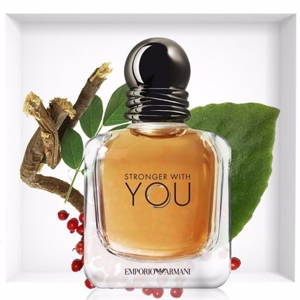 EMPORIO ARMANI フレグランス 新作! 【EMPORIO ARMANI】Stronger With You EDT 100ml(2)