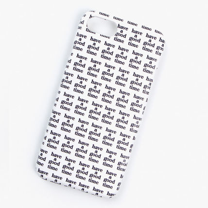 have a good time スマホケース・テックアクセサリー ★have a good time★ Logo All Over iPhone Case(8)