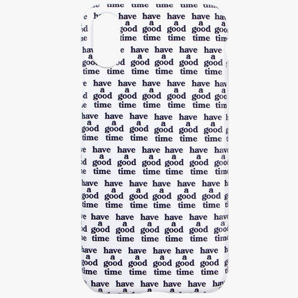 have a good time スマホケース・テックアクセサリー ★have a good time★ Logo All Over iPhone Case(10)