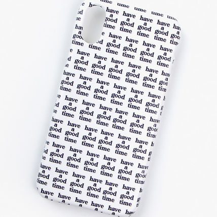 have a good time スマホケース・テックアクセサリー ★have a good time★ Logo All Over iPhone Case(11)