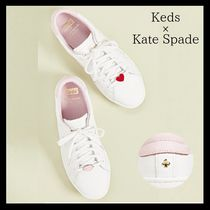 (11594)Kate Spade X Keds☆コラボAce Lips/Hearts Sneakers