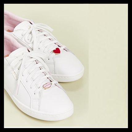kate spade new york スニーカー (11594)Kate Spade X Keds☆コラボAce Lips/Hearts Sneakers(3)