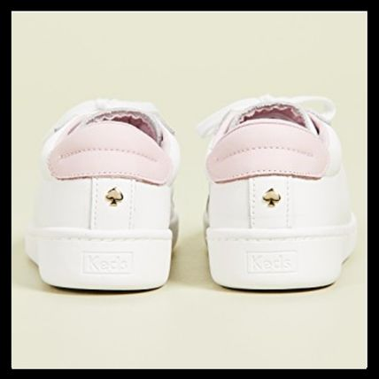 kate spade new york スニーカー (11594)Kate Spade X Keds☆コラボAce Lips/Hearts Sneakers(4)