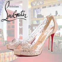 2019-20AW【CHRISTIAN LOUBOUTIN】Very Strass パンプス 100mm