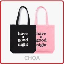 【have a good time】 have a good night Tote Bag  エコバッグ