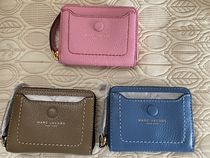 MARC JACOBS♥EMPIRE CITY ZIP WALLET CARD ミニ財布