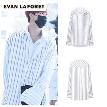 有名人多数着用★Evan Laforet★UNISEX] Layered shirt