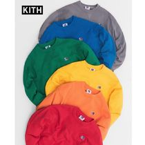 【KITH × Russell Athletic】ATHLETIC CLASSIC CREWNECK
