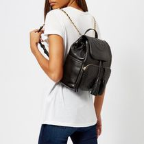 Tory Burch(トリーバーチ) Fleming Leather Backpack
