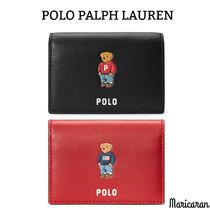 Ralph Lauren * Polo Bear カードケース