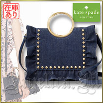 ★リバイバル★KATE SPADE Denim sam Bag pxru9310
