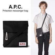 【A.P.C.】Protection メッセンジャーバッグ (関税送料込)