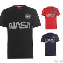 【関税込】ALPHA INDUSTRIES NASA Tシャツ