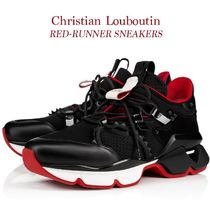 Christian Louboutin 'RED-RUNNER' レッドランナースニーカー