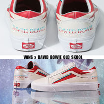VANS x DAVID BOWIE OLD SKOOL★コレクション