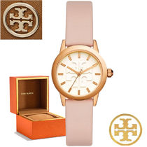 特別価格!!Tory Burch GIGI Leather/Blush/Rose Gold/Ivory