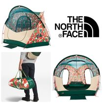 [ The North Face ] 4人用テント/ HOMESTEAD SUPER DOME/ FLORAL