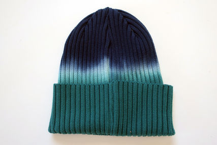 Supreme ニットキャップ・ビーニー 国内発送! 18Supreme Overdyed Ribbed Beanieビーニー Teal(2)