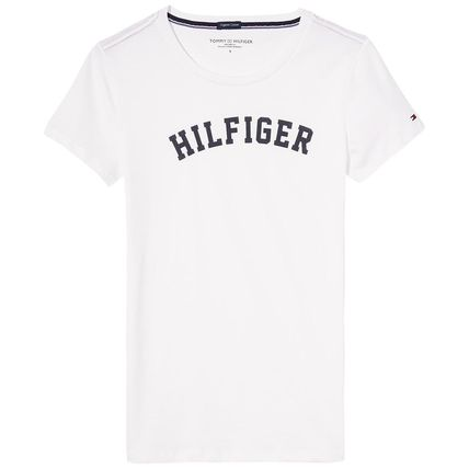Tommy Hilfiger Tシャツ・カットソー 【Tommy Hilfiger】 ロゴプリント Tシャツ(2)