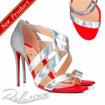 ★19SS・未入荷★【Louboutin】World Copine 100 サンダル