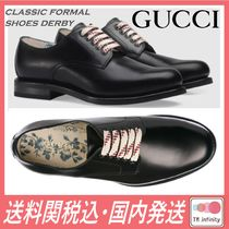 完売必至★送料関税込★GUCCI★classic formal shoes derby★