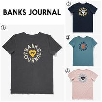 【BANKS JOURNAL】☆新作☆ HEART RINGS TEE SHIRT