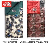 【THE NORTH FACE 】 大人気!HOMESTEAD TWIN 20/-7 寝袋