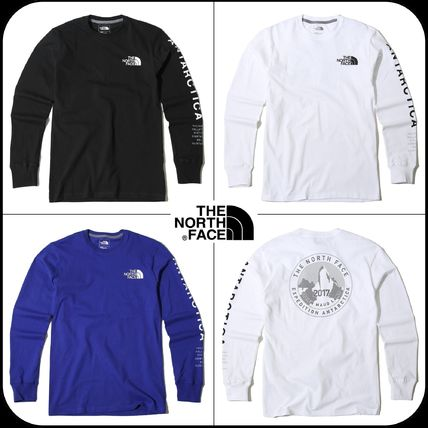 【THE NORTH FACE】★2019SS NEW★ EXPEDITION L/S R/TEE