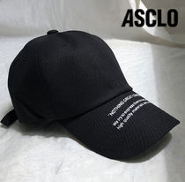 【ASCLO】エジュクロ NOTHING LETTERING  CAP