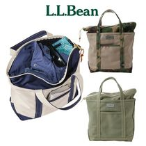 L.L.Bean【日本未入荷】Bean Boot Boat and Tote トートバッグ